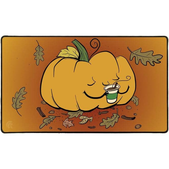 Legion Playmat Pumpkin Spice