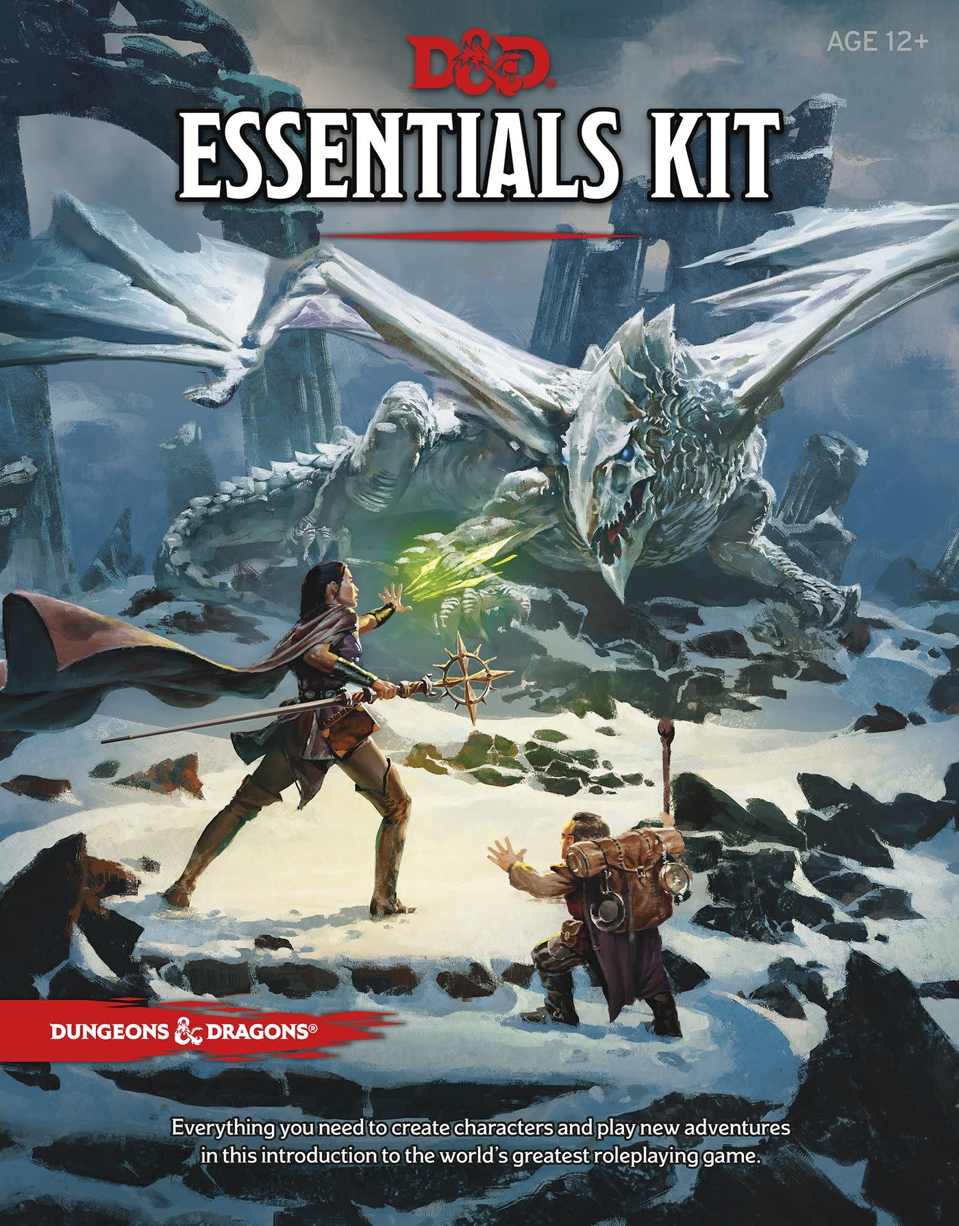 Dungeons & Dragons: Essentials Kit