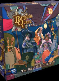 Bargain Quest: Black Market Exp.