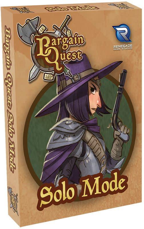Bargain Quest: Solo Mode Exp.