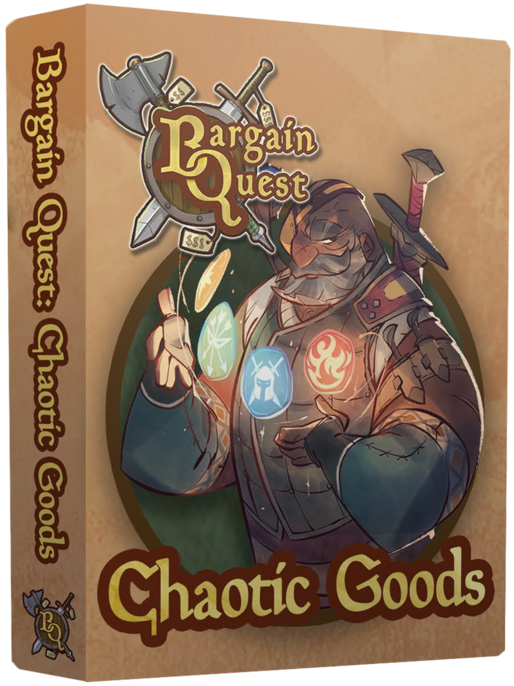 Bargain Quest: Chaotic Goods Exp.