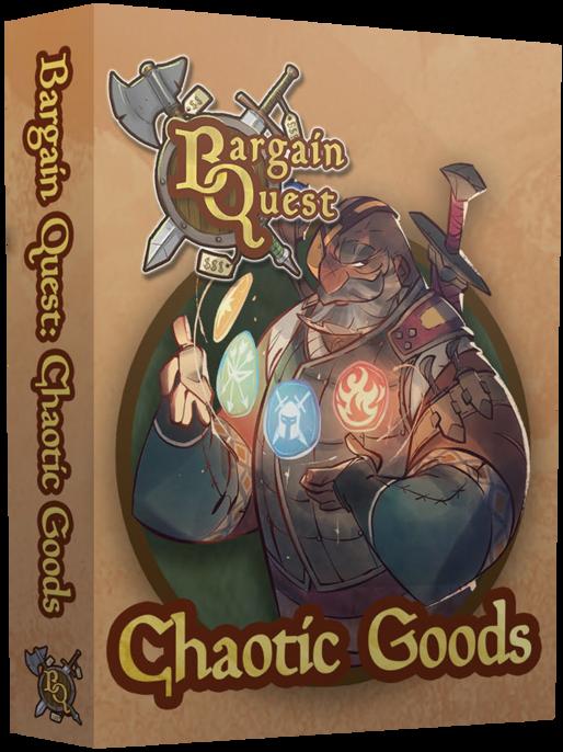 Bargain Quest: Chaotic Goods Exp.