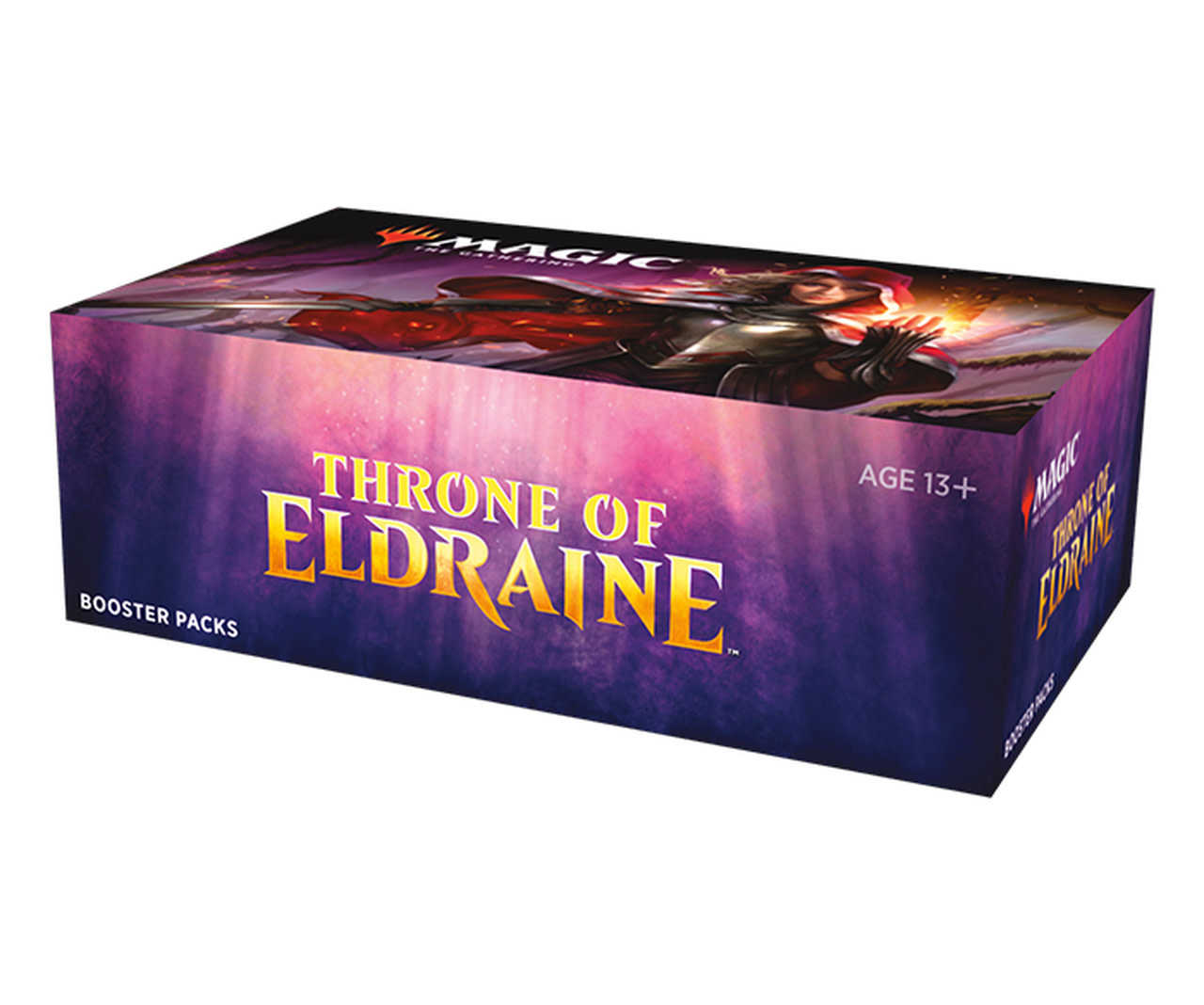 Throne of Eldraine Booster Box FR