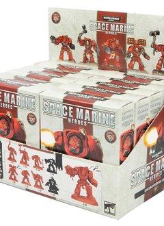 Warhammer 40,000: Space Marine Heroes Series 2 Collectible Display