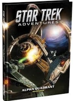 Star Trek Adventures: Alpha Quadrant Sourcebook HC