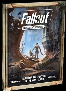Fallout Wasteland Warfare RPG HC