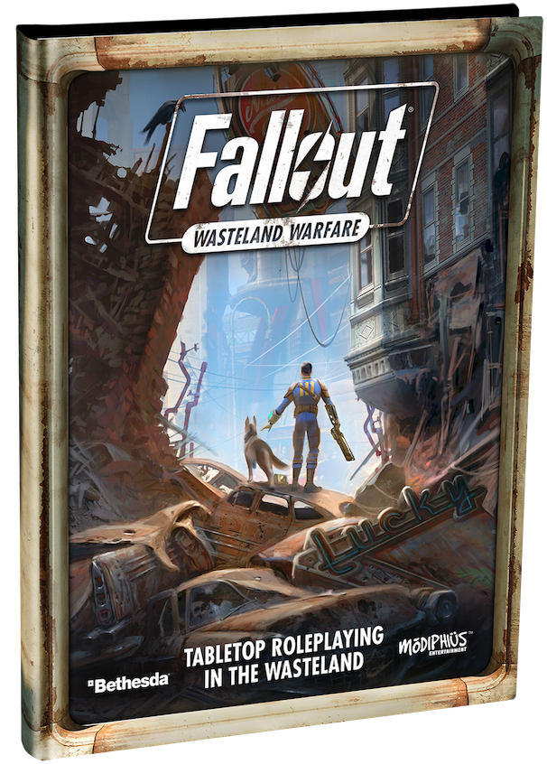 Fallout Wasteland Warfare RPG HC