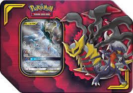 Pokemon Garchomp and Giratina Power Partnership Tin