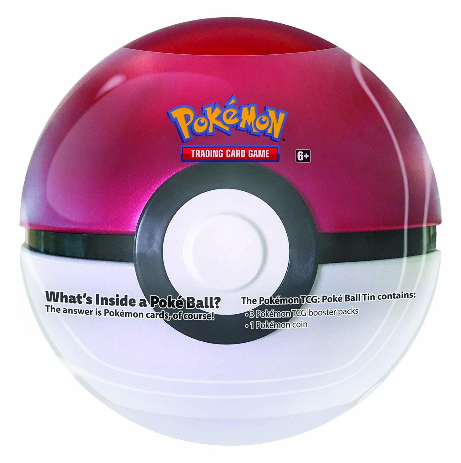 Pokemon Pokeball Tin Wave 3