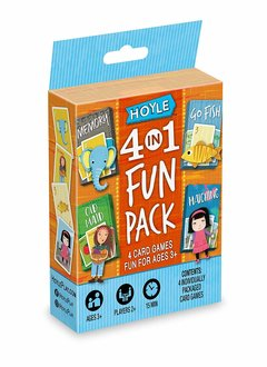 Hoyle 4-in-1 Fun Pack (Multi)