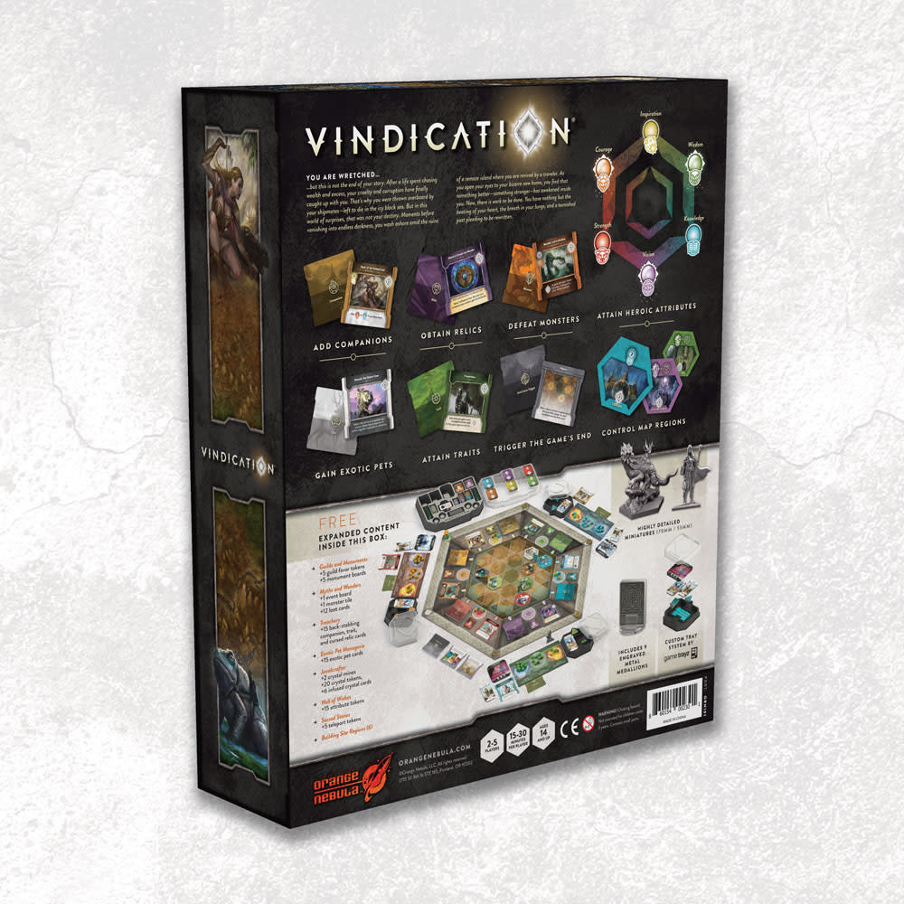 Vindication (KS Edition)
