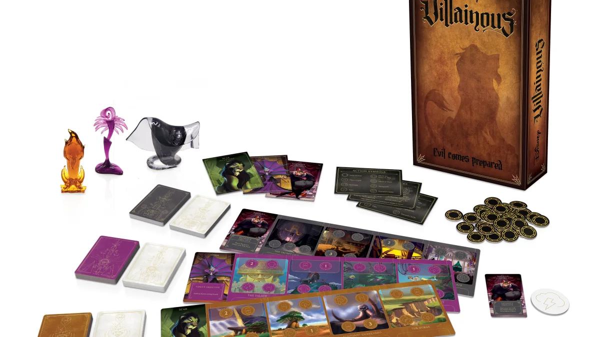 VIllainous - Evil Comes Prepared Exp.