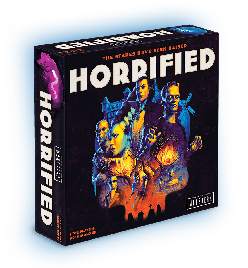 Horrified (EN)