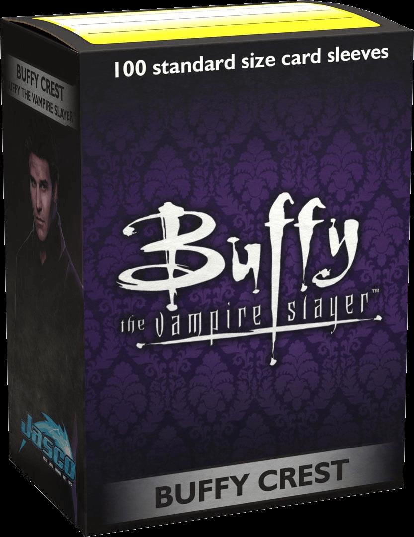 Dragon Shield Classic - Buffy Crest