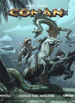 Conan RPG: The Brigand