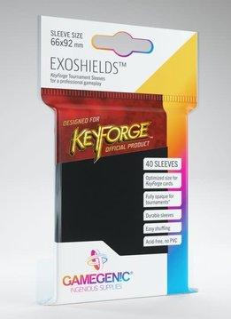 Keyforge: Exoshields Tournament Sleeves