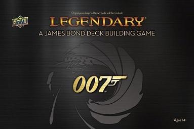 James Bond 007 Legendary