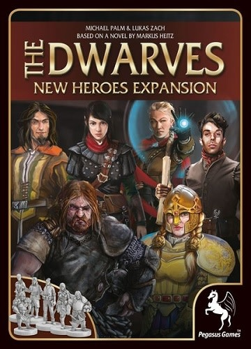 The Dwarves New Hero EXP