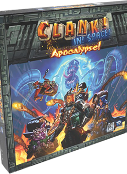 Clank! In space L'apocalypse (FR)