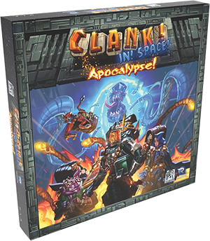 Clank! In space L'apocalypse FR