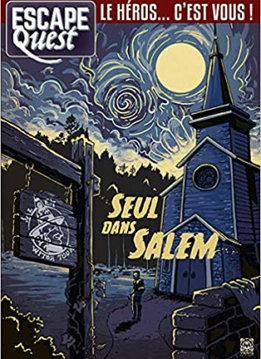 Escape Quest 3: Seul dans Salem