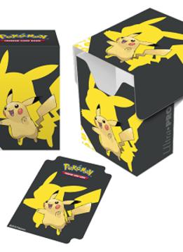 2019 Pikachu Deck Box