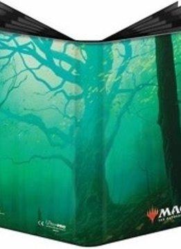 UP BINDER PRO MTG UNSTABLE LANDS FOREST 9PKT