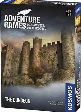 Adventure Games : The Dungeon