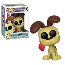 POP GARFIELD Odie