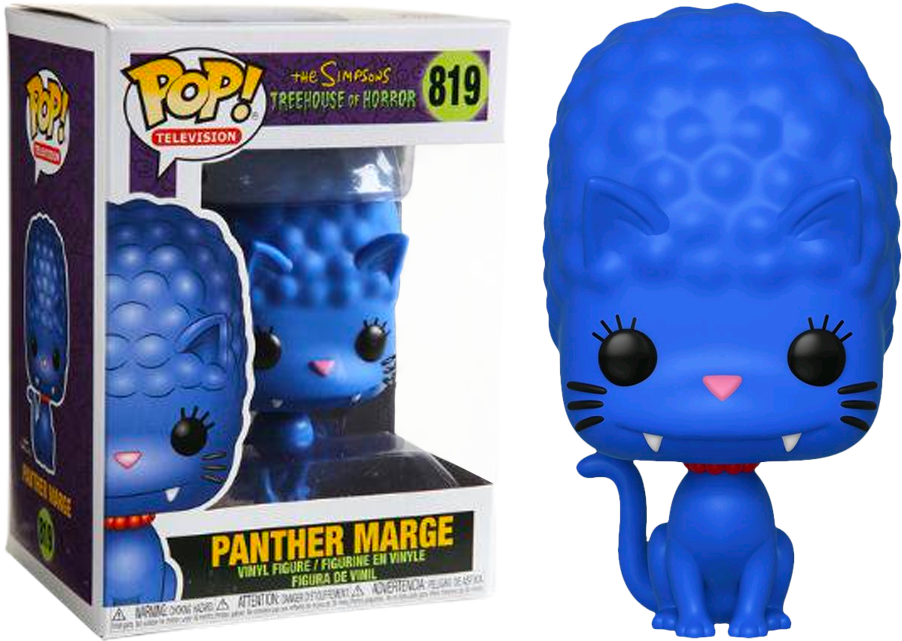 Pop! Simpsons Panther Marge