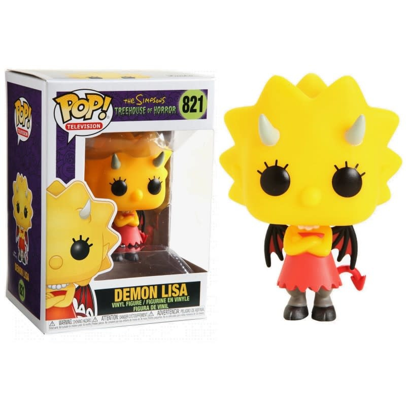 Pop! Simpsons Demon Lisa