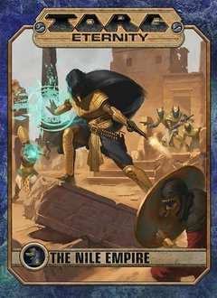 Torg Eternity: The Nile Empire