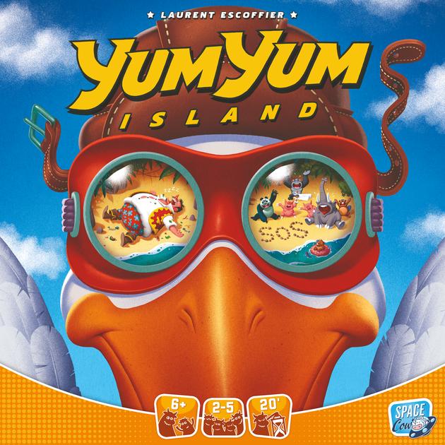 Yum Yum Island (Multi)
