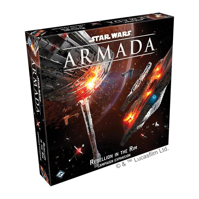 Star Wars Armada: Rebellion in the Rim