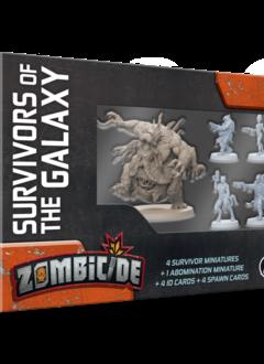 Zombicide Invader: Survivors of the Galaxy (EN)