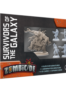Zombicide Invader: Survivors of the Galaxy (EN)