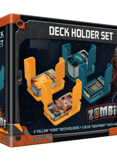 Zombicide Invader: Deck Holders Set