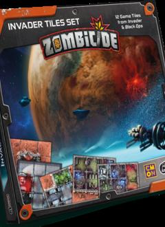 Zombicide Invader: Tile Set