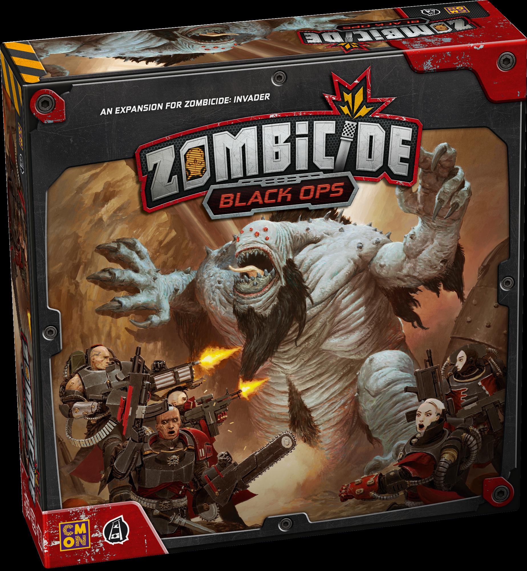 Zombicide Invader: Black Ops (EN)