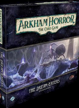 Arkham Horror LCG: The Dream Eaters