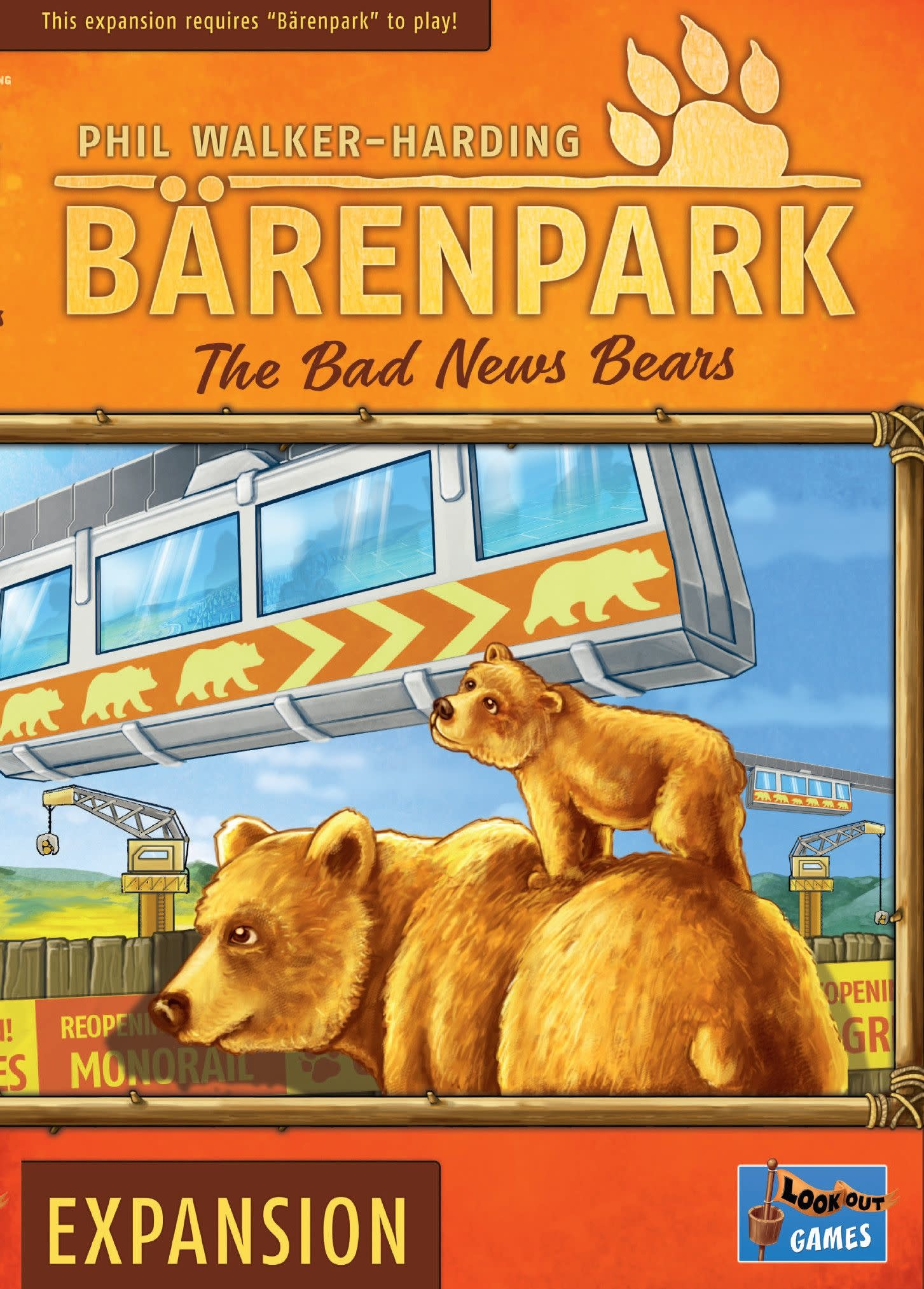 Barenpark: The Bad News Bears Exp.