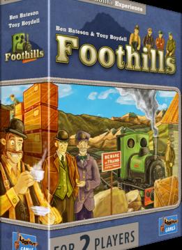 Foothills (EN)