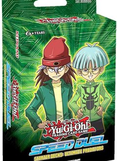 YGO SPEED: SPEED DUEL ULTIMATE PREDATORS STARTER DECK
