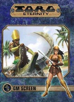 Torg Eternity: The Nile Empire GM Screen