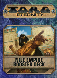 Torg Eternity: Nile Empire Booster Deck