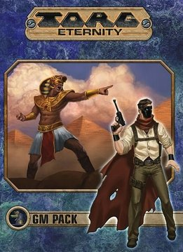 Torg Eternity: Nile Empire GM Pack