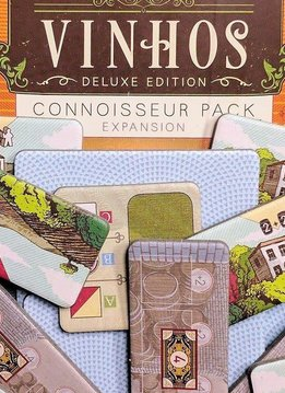 Vinhos Deluxe: Connoisseur Pack Exp.