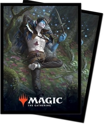 UP D-PRO MTG THRONE OF ELDRAINE V2 SLEEVES 100CT