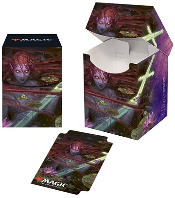 UP D-BOX MTG THRONE OF ELDRAINE V4 PRO 100+