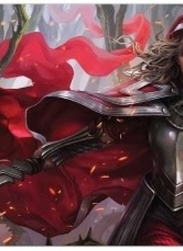 UP PLAYMAT MTG THRONE OF ELDRAINE V1
